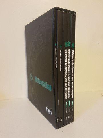 Box livros de matemática 360° ftd