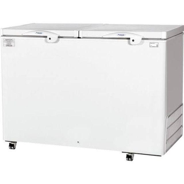 (André) Freezer horizontal 411 lts / 311lts