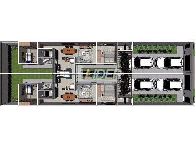 Casa à venda com 2 dormitórios em Shopping park, Uberlandia cod:23640 - Foto 12