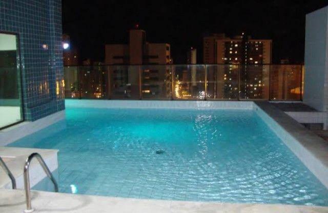 M0BlLIAD0/DEC0RAD0 flat grande e de LUX0,R$ 1990,00 TUD0 incluso ao lado do Santa Maria - Foto 16