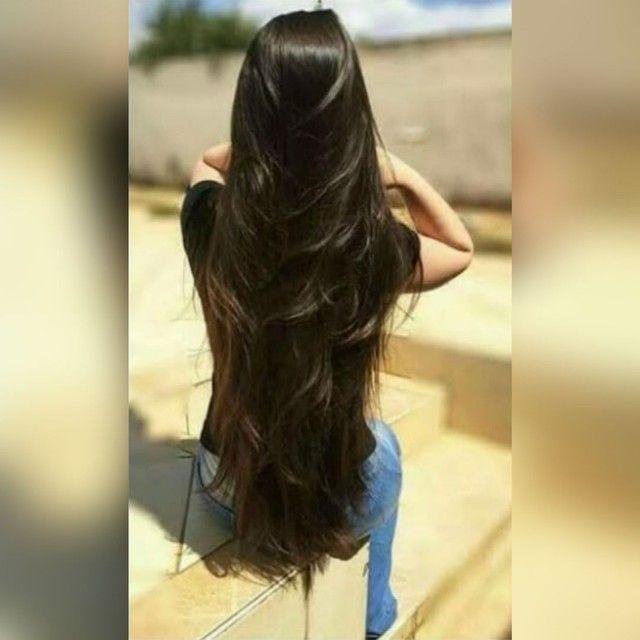Eu tenho a força de crescimento e fortalecimento para cabelos com queda