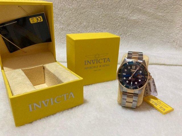 Relógio Invicta Pro Driver Original - Foto 4