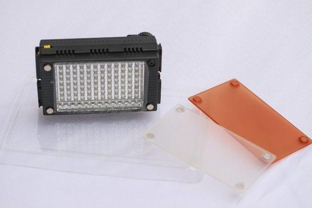 Iluminador Led Z 96 Para Câmeras DSLR para Vídeo e Fotografias.