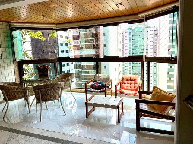 Apartamento para Venda em Belo Horizonte, Funcionários, 4 dormitórios, 3 suítes, 4 banheir - Foto 5