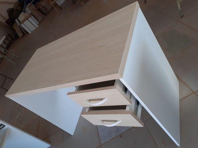 Escrivania em mdf  - Foto 2