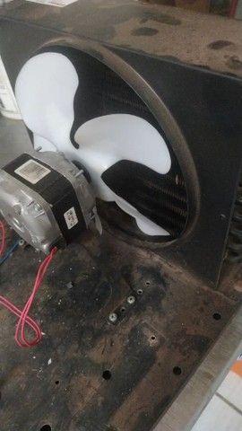 Radiador+ventoinha para refrigeração - Foto 2