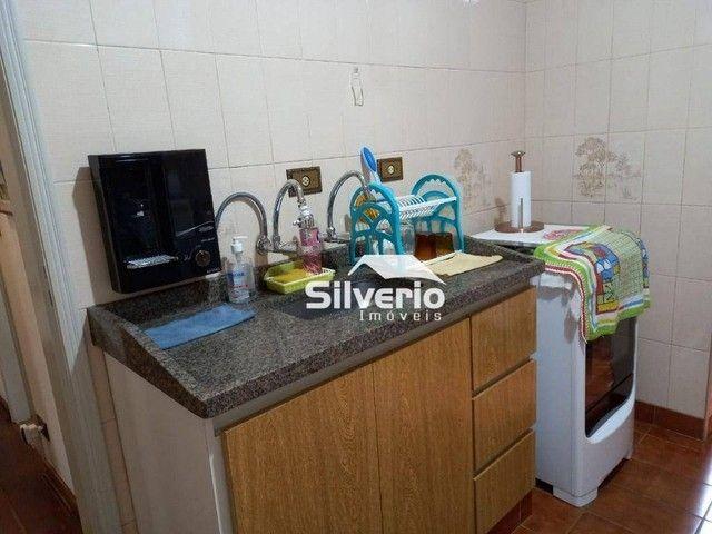 Apartamento com 2 dormitórios à venda, 62 m² por R$ 230.000 - Jardim São Dimas - São José  - Foto 16