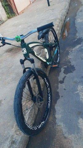 Bike gios 4freaks troco iphone 7 plus  - Foto 3