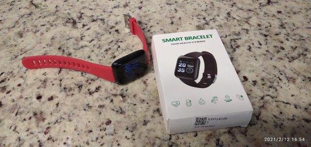 Relógio Inteligente/Smartwatch 116Plus - Foto 4