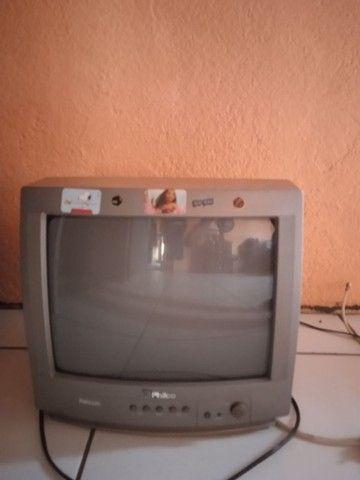 Televisão 14 polegadas