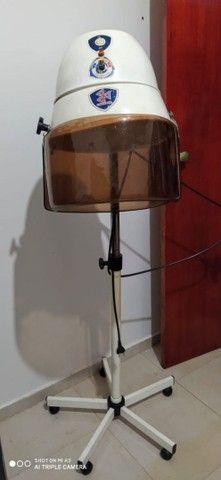 Secador de cabelos profissional (vertical)