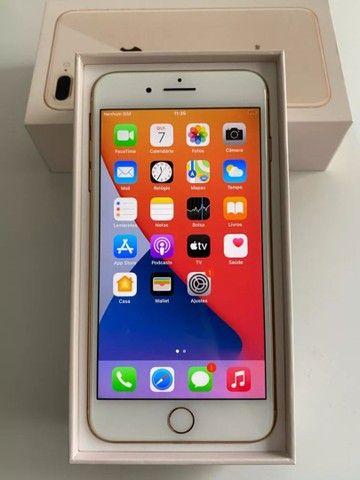 Iphone 8 Plus 64GB Perfeito Estado.