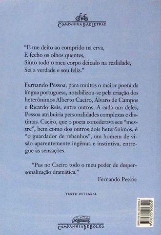 Livro - Poesia Completa de Alberto Caeiro [edição de bolso] - Foto 2