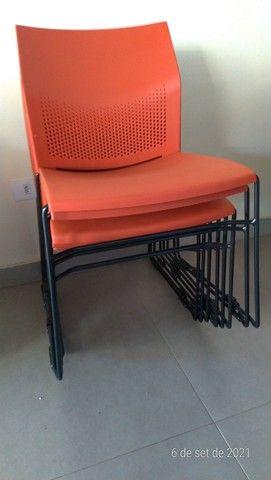 Cadeiras para Escritório/Sala de espera  - Foto 6