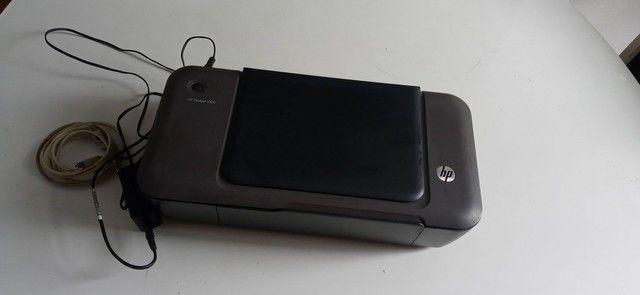 Impressora HP deskjet1000