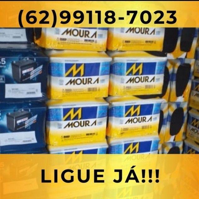 Bateria Moura Fácil de Todas As Amperagens, Ligue Agora! - Foto 2
