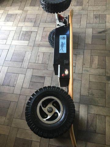Skate Elétrico 800w - Foto 3