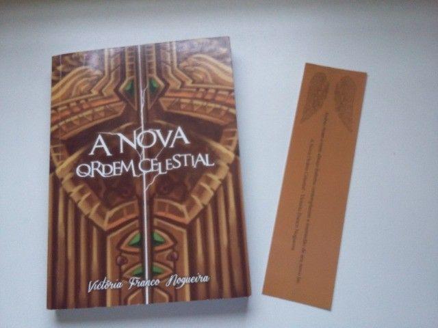 A Nova Ordem Celestial - Victoria Franco Nogueira - Foto 2