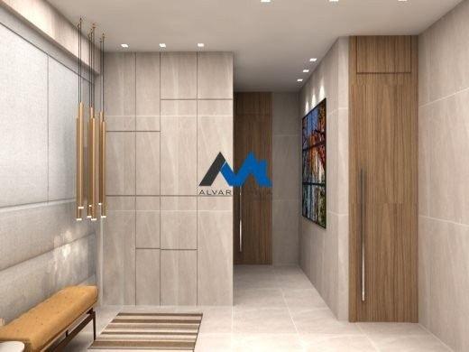 Apartamento à venda com 2 dormitórios em Santo antônio, Belo horizonte cod:ALM1481 - Foto 9
