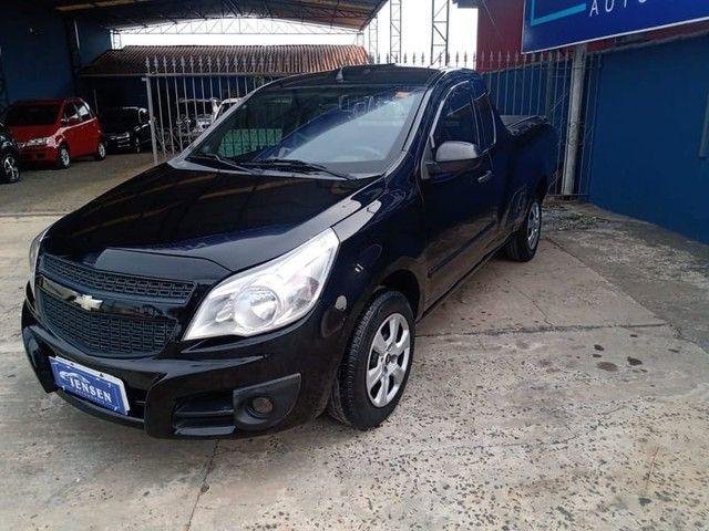 Chevrolet MONTANA 1.4 LS 8V FLEX 2P MANUAL  - Foto 2