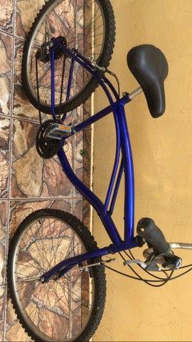Vende-se bicicleta.