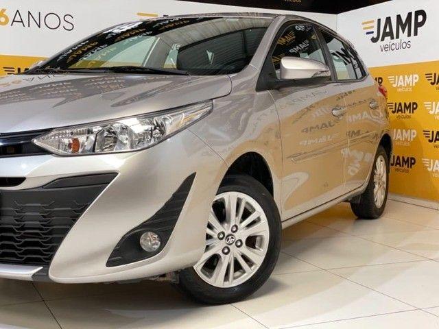Toyota Yaris HB XL 1.3 Flex Mecânico 2019 - Apenas 18.000km rodados -  - Foto 2