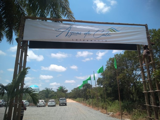 Lote barato na ilha Catu/berlinque -Vera Cruz oportunidade monte seu plano de pagamento! - Foto 8