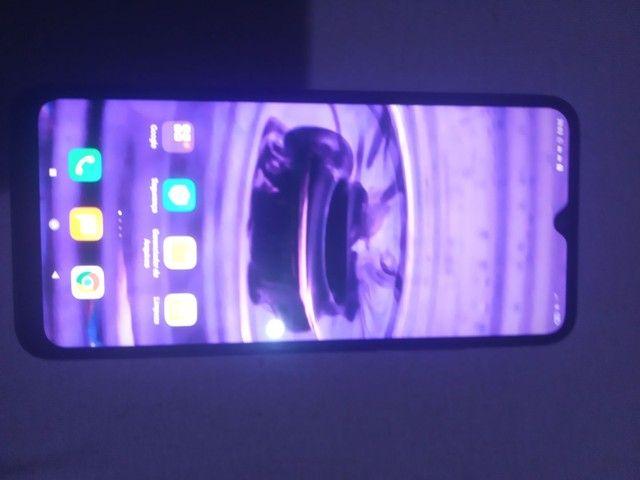 Vendo/troco celular novo Redmi9A R$600
