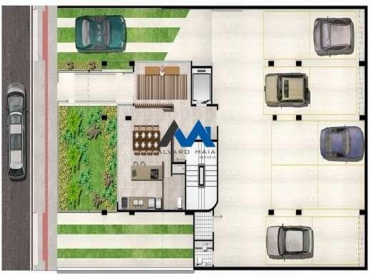 Apartamento à venda com 2 dormitórios em Santo antônio, Belo horizonte cod:ALM1481 - Foto 5