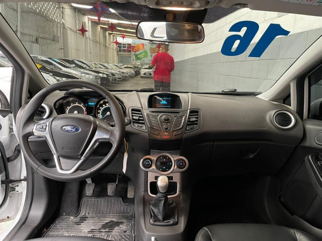 Fiesta 1.6 SE completo 2016  - Foto 4