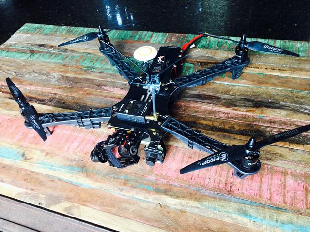 Drone TBS Discovery Pro