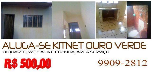 Kitnet prox havan// shooping //atacadão 500,00