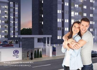 Apartamento - Novo - Pronto - Cond. Recanto dos Ipês - Ágio R 90 Mil - Financia