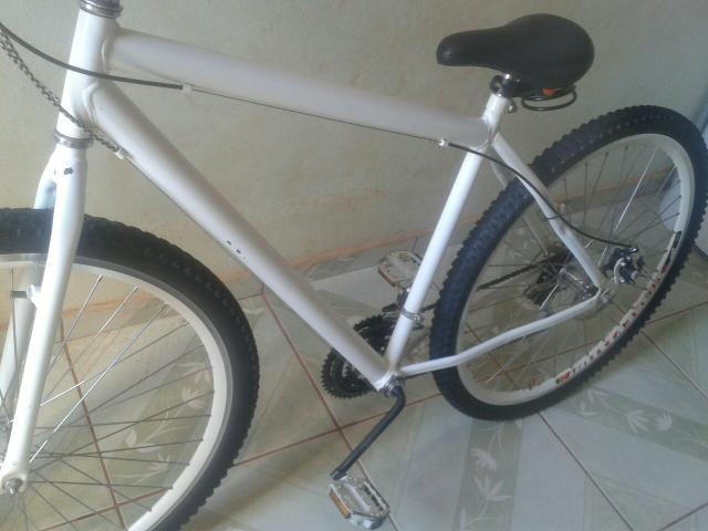 (baixei)Bike seminova aro 29