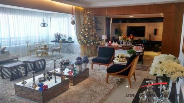 Excelente apartamento, mobiliado, com 3 suítes, na Rua Ana Bilhar - Foto 2