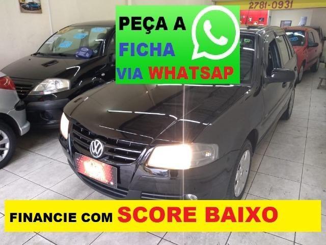 Vw - Volkswagen Gol 4000 de Entrada e financie com score baixo