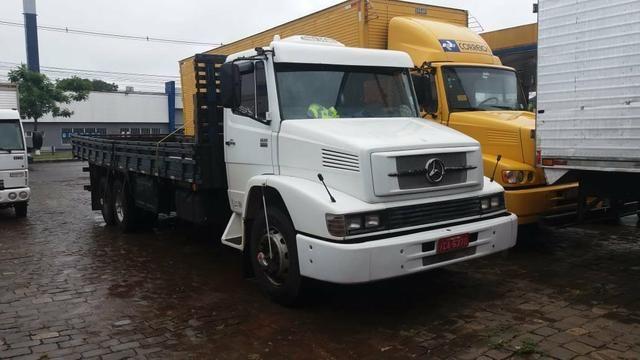 MB 1618 Truck Carroceria