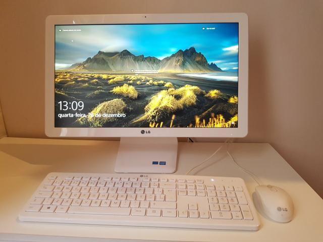Computador, LG All In On 22V240* tela de 21.5