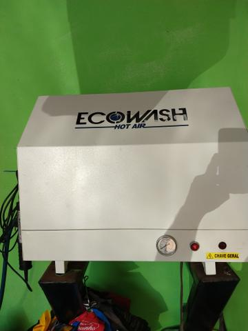 Maquina a vapor ecowash
