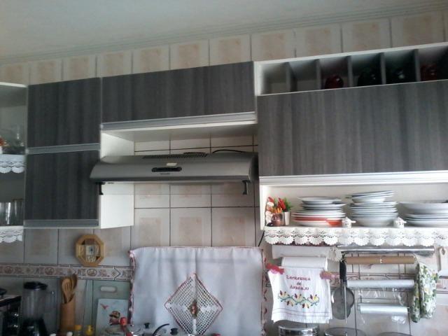 Qr. 121 casa de 2 quartos com armários na cozinha na laje , com habite-se - Foto 6
