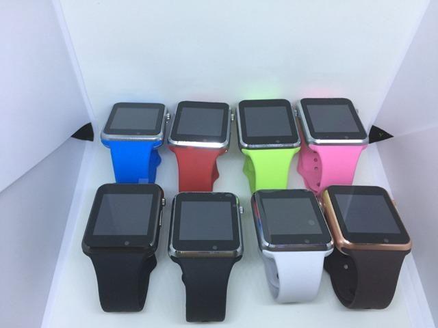 Smartwatch Original A1 Relogio C Chip Bluetooth Ios Android Parcele Ate Em 12x Sem Juros