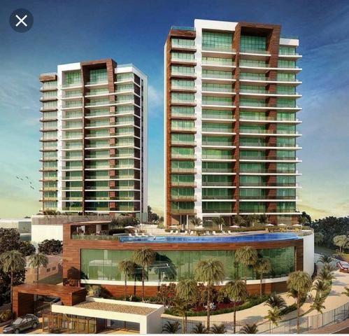 Apartamento 4 Suítes em Jaguaribe D'azur 236 m²