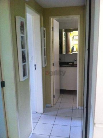Apartamento com 2 dormitórios à venda, 63 m² por r$ 150.000 - pitimbu - natal/rn - Foto 10