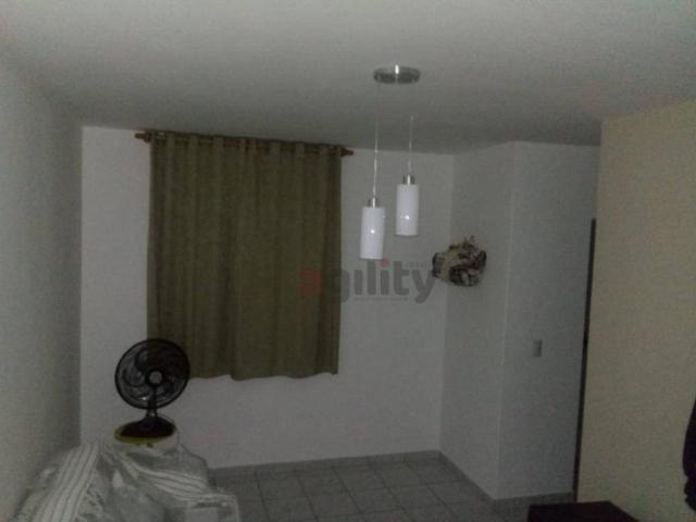Apartamento com 2 dormitórios à venda, 57 m² por r$ 129.000,00 - capim macio - natal/rn - Foto 7