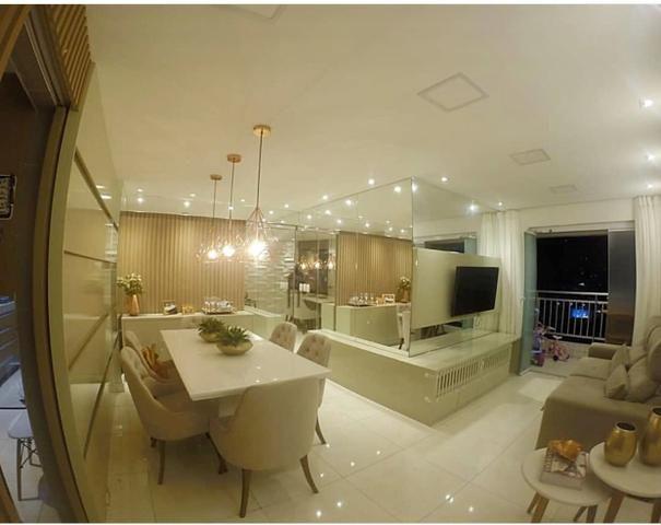 Apartamento 89m2, Nascente.! Alto requinte, luxo e bom gosto. - Foto 2