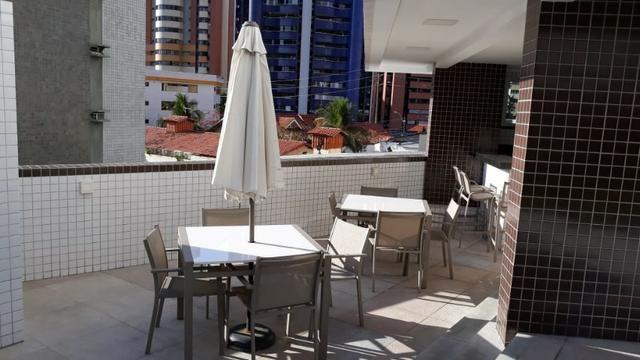 Ap 07, 3 Quartos,2 Suítes,Lazer, Novo ,104 m2, 2 por Andar, Cocó - Foto 5