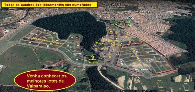 Em Valparaíso de Goiás!! Pronto p/ construir!! Ágio de um bom Lote de 360 m² - Foto 15