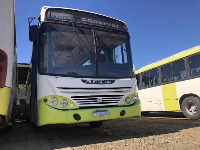 Ônibus urbano/ troco