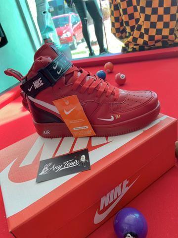 Tênis Nike Airforce OffWhite R$110,00 - Foto 2