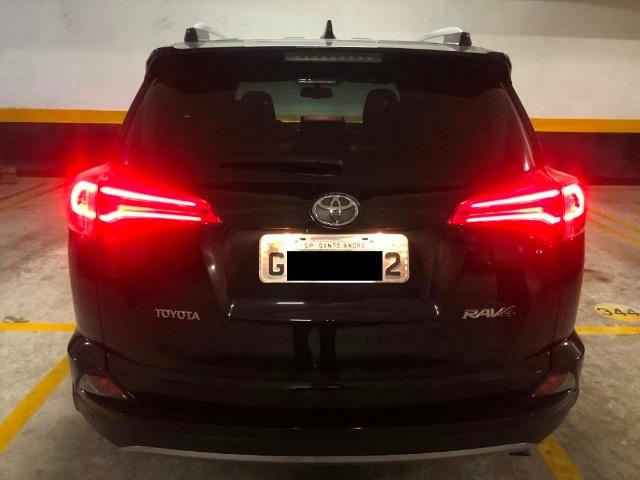 Toyota Rav4 2018 Top + Teto Solar 6 Mil Kms R 123.000,00 Ac Trcs ( - ) Valor - Foto 7